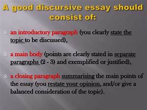 Essays For High School Students To Read  Essay For High School Students also Business Essays Samples Ideas For Discursive Essays How To Write An Essay For Fce  English Essays For Kids
