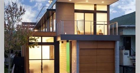 desain rumah kayu ulin minimalis desain rumah mesra