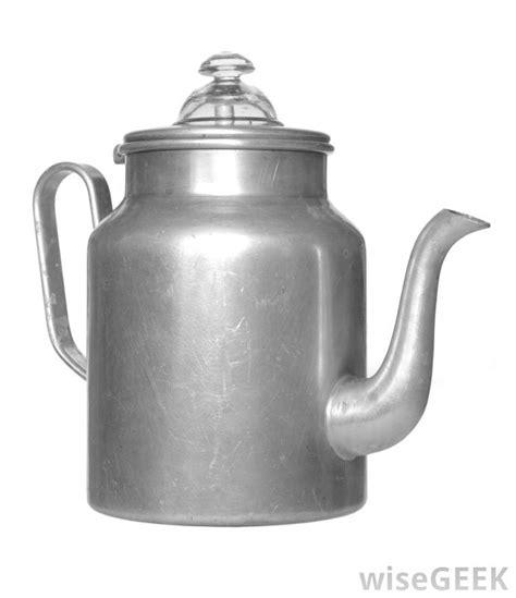 camping kettle aluminum wisegeek choose kettles pot cast