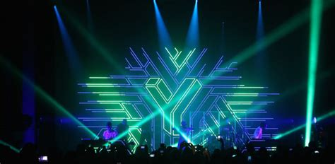 avolites  complex led backdrop  years  years