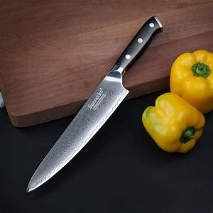 Sunnecko, 8, U0026quot, Inch, Chef, Knife, Japanese, Vg10, 73, Layers, Damascus, Steel, Blade, Kitchen, Knives, G10