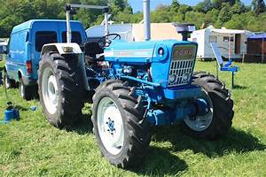 Ford 7000 - Tractor  U0026 Construction Plant Wiki