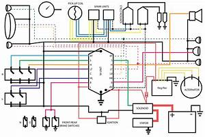 82 Cx500 Wiring Diagram With M