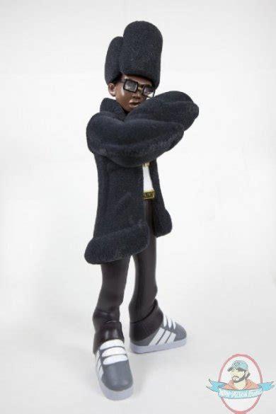 hip hop cartoon character mc prince barry  figure man