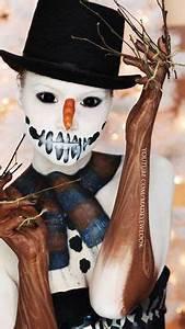 Schneemann Kostüm Selber Machen : frozen olaf der schneemann kost m selber machen makeup besonders kosmetik kost m ~ Frokenaadalensverden.com Haus und Dekorationen