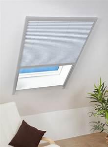 Plissee Mit Sonnenschutz : dachfenster sonnenschutz plissee hecht international ~ Markanthonyermac.com Haus und Dekorationen