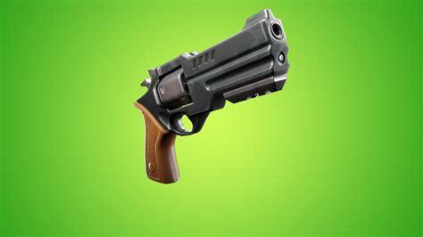 fortnite  content update  revolver pump shotgun