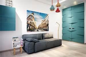 Clic Clac Moderne : 6 chambres que votre adolescent va adorer ~ Teatrodelosmanantiales.com Idées de Décoration