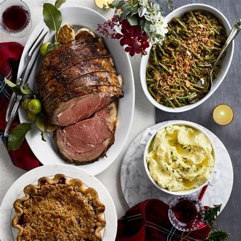Prime rib dinner menus & recipes. Christmas Prime Rib Catering - TASTE OF HAWAII: CHRISTMAS ...