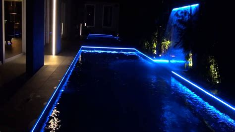 low voltage pool cage lighting led light design awesome led light for pools above ground