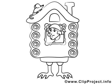 hexenhaus malvorlage malvorlagen und kostenlose