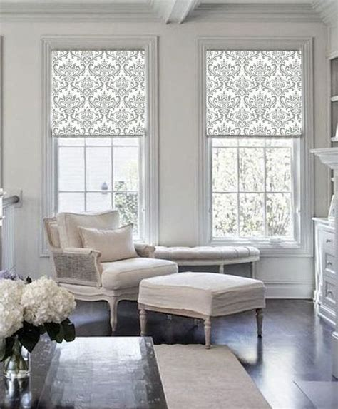 Blinds Great Fancy Window Blinds Decorative Roller Shades