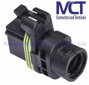 Delphi 211pc063s0003 Electric Automotive Cable Connector