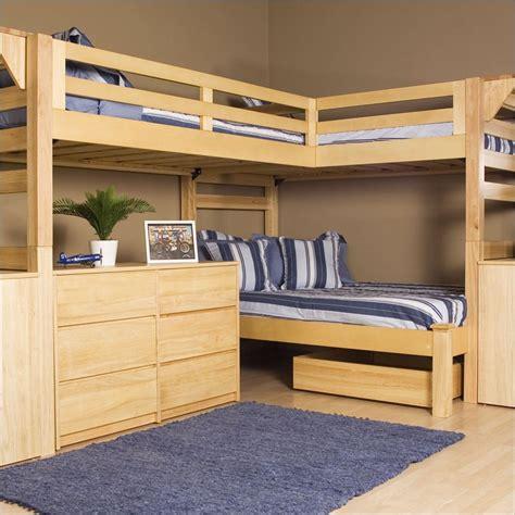 chambre fille lit superposé 2 4 bunk bed plans bed plans diy blueprints