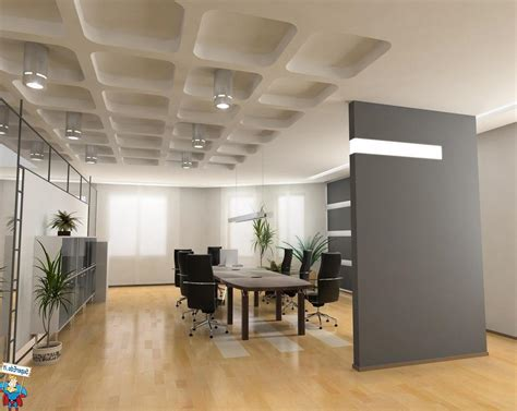 decorate  offices  classical ideas modern