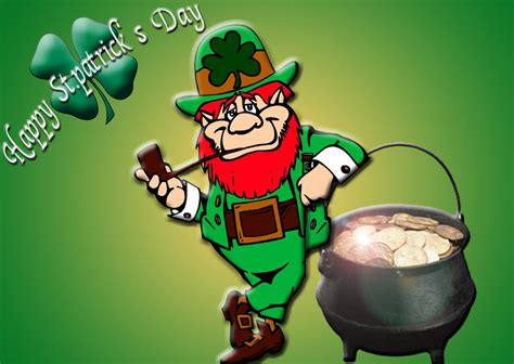 Leprechaun Shamrock Pictures, Hd Images, Coloring Pages