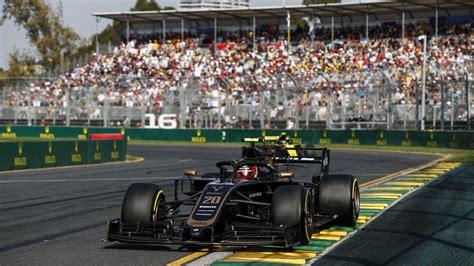 australian grand prix   haas   good