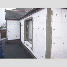 Exterior Solid Wall Insulation  Never Paint Again
