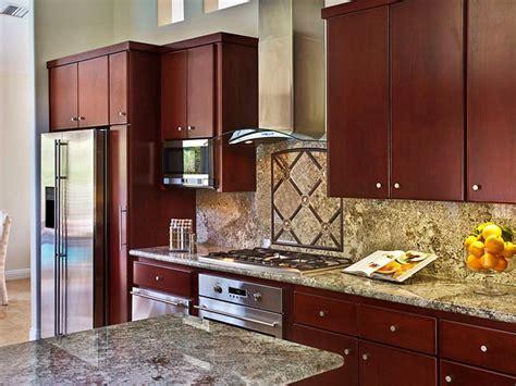 one wall kitchen cabinets kitchen layout templates 6 different designs hgtv 3687