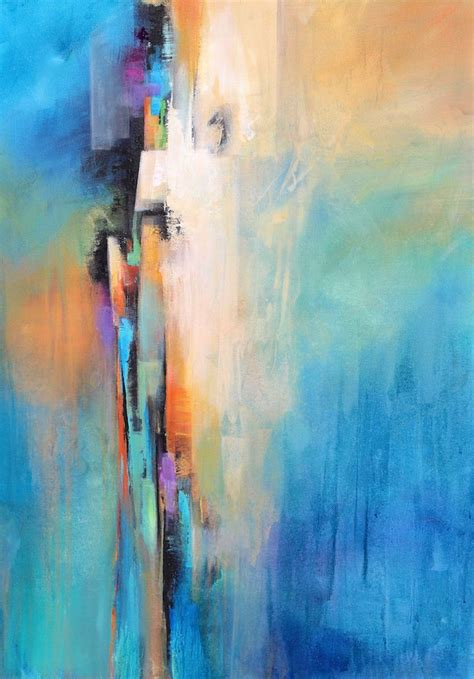 Abstract Contemporary Paintings Latest Work Mixed