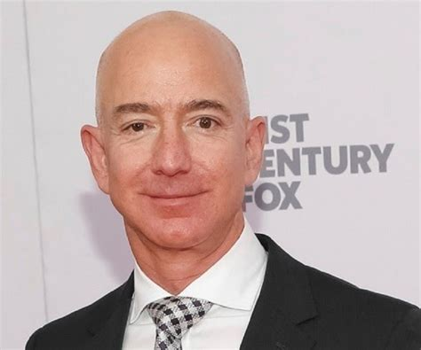Jeff Bezos Biography - Facts, Childhood, Family Life ...