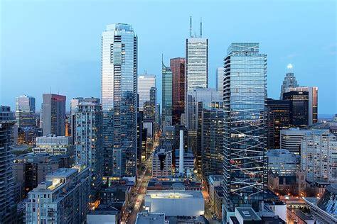 What is a CBD (Central Business District)? - WorldAtlas