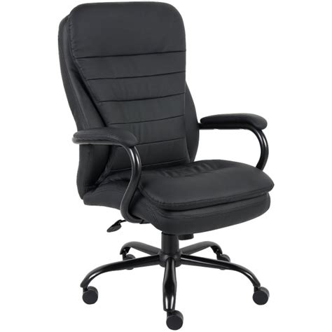 best office chair for back heavy duty