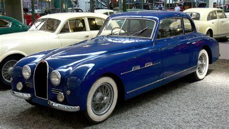 1951 Bugatti Type 101 #1950s #vintage #cars
