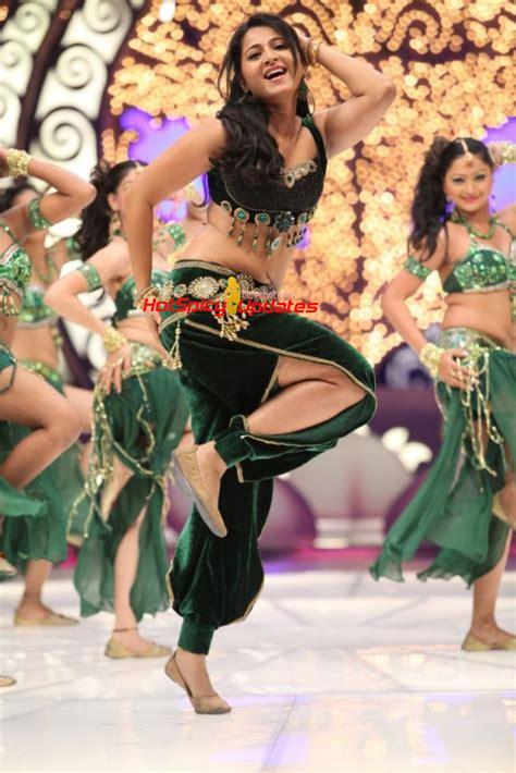 Anushka Shetty Latest Hot Stills From Mirchi Movie