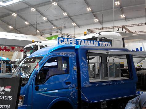 Modifikasi Tata Ace advencious memulai bisnis kuliner dengan moko 700cc