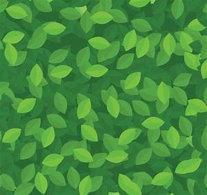 Leaf design wallpaper : Green leaves pattern roll wall covering for decor
