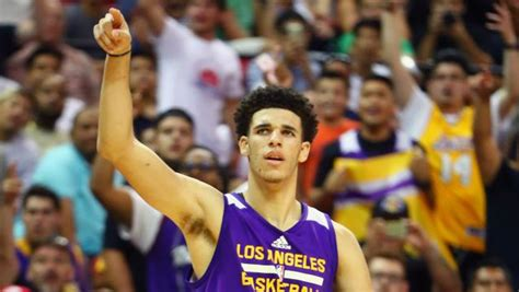 Enjoy, and let me know your favorite part. Lonzo Ball Named 2017 NBA Summer League MVP, As Rookie ...