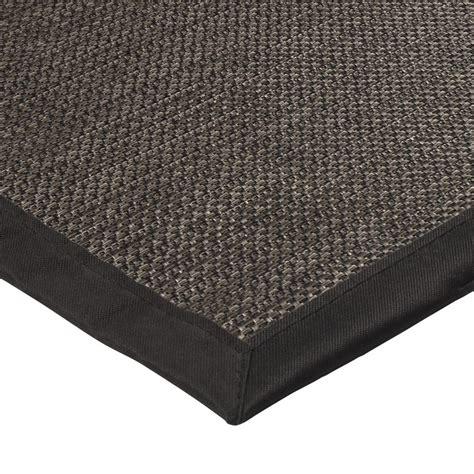 petit tapis ext 233 rieur int 233 rieur noir 85x55cm monbeautapis
