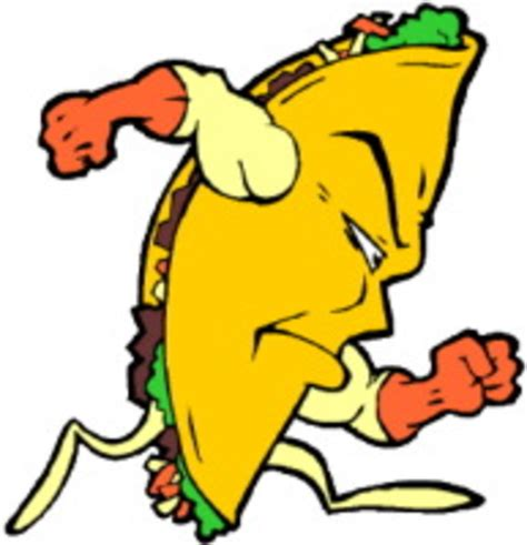 Tacos Clipart Taco Free Images At Clker Vector Clip