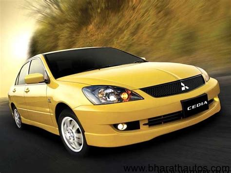 mitsubishi lancer cedia mitsubishi cuts cost of lancer cedia to rs 7 99 lakh