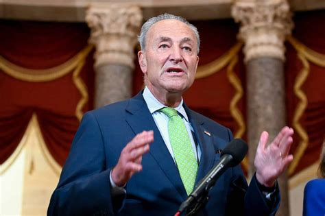 Schumer Calls for an Investigation Into Postmaster General ...