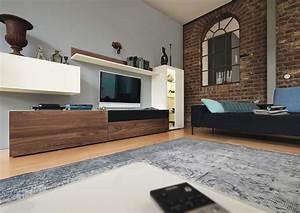 Hülsta Tv Möbel : h lsta now vision time wohnwand preis g nstig kaufen ~ Indierocktalk.com Haus und Dekorationen