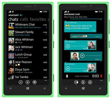 whatsapp for windows phone gets pdf
