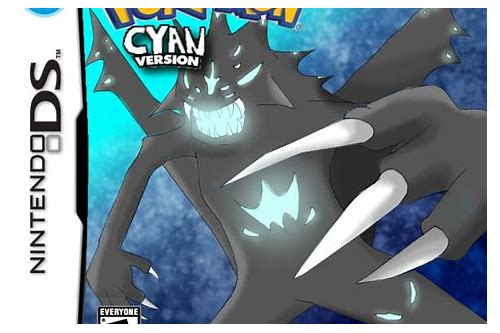 Pokemon cyan rom download beta 3