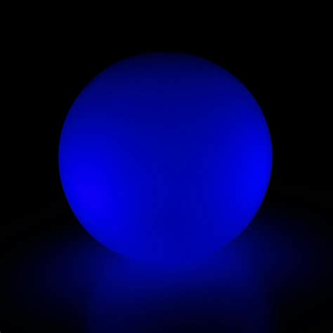 silicon led light ball blue mr resistor lighting
