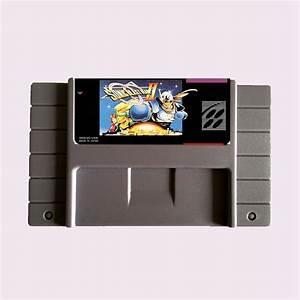 High Quality 16 Bit Sonic Blastman 2 Ntsc Big Gray Game