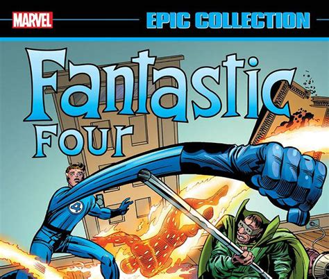 Fantastic Four Epic Collection: At War With Atlantis ...