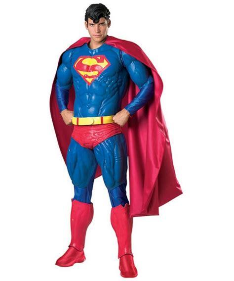 superman costume adult costume collectors edition