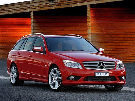 Mercedes BenzCar : Mercedes Benz C-klasse T-modell (s204) Specs