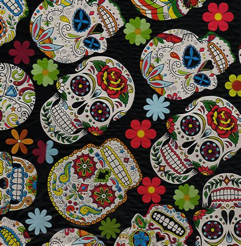 Sugar Skull Flowers  Flowers Ideas For Review
