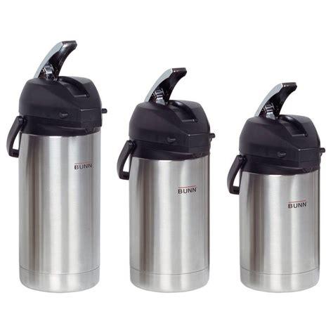 keurig 2 0 brew sizes bunn airpot stainless steel liner coffee wholesale usa
