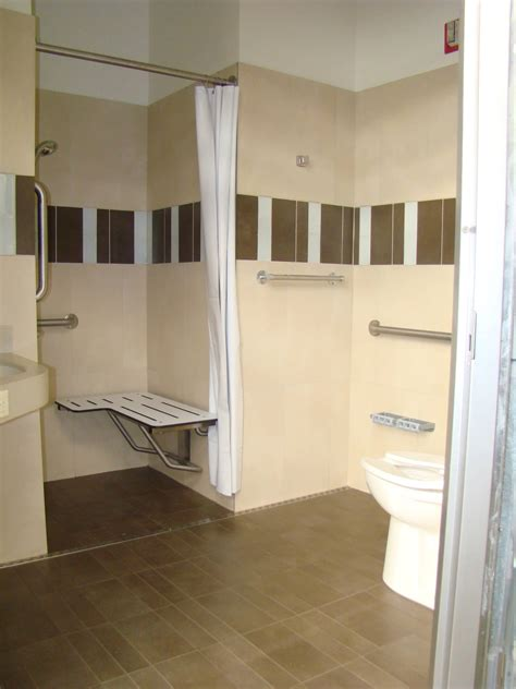 At Shower by Trough Shower Drains Hospital Shower Drain Solutions