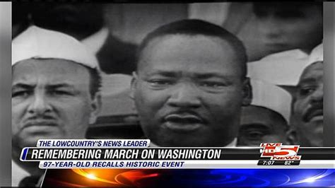 Local woman recalls witnessing Dr. King's historic civil ...