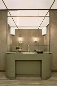 Inside The Minimal  Slightly Masculine  Residences By Armani Casa Penthouse Model Unit