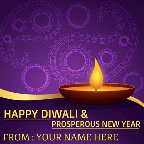 online writing your name on happy new year wishes pictures write name on happy diwali and prosperous new year pics